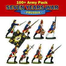 100+ Army Pack Seven Years War Prussia