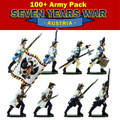 100+ Army Pack Seven Years War Austria
