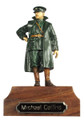 Michael Collins metal figure.
