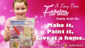 Fairies & Fairy Door Family Craft Kit. Make it, Paint it and give it a home.