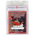 PA1920 Christmas Decorations - Christmas Sleigh label