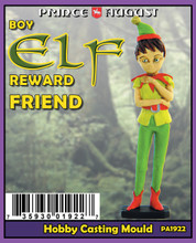 Elf Reward Boy label