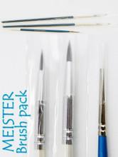Meister Brush Pack