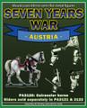 PA3120 Austrian Cuirassier Horse mould