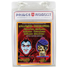 PA1923 Vampire and Pirate Skeleton blister