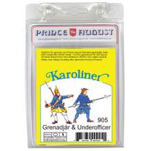 PAS905 Karoliner Grenadier and Underofficer label