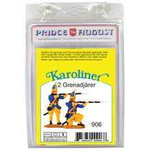 PAS906 Karoliner Grenadiers label