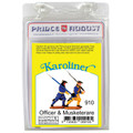 PAS910 Karoliner Officer and Musketeer label