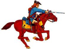 Karoliner Cavalry