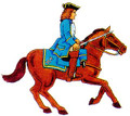 Karoliner Cavalry Officer