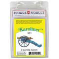 PAS951 Karoliner Cannon label
