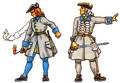 2 Artillery Men