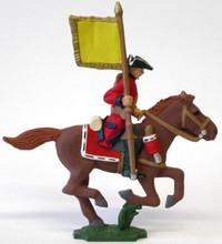 Irish Wild Geese Cavalry Standard bearer