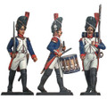PA80-1 54mm Napoleonic soldiers if painted.