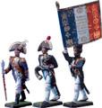 Imperial Guard Massed Band 1805 Tete de Colonne I