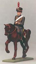 10th Royal Hussar on Walking Horse
