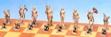 Old Fantasy Chess Set