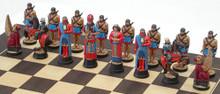 Assyrian Chess side