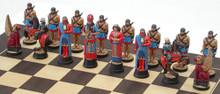 Assyrian Chess side