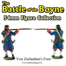 The Battle of the Boyne Von Zurlauben's Foot