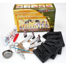 Napoleonic Deluixe Starter Kit contents