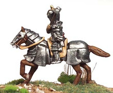 Warrior Knight and Horse