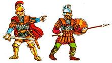 Fantasy Armies - 2 Men of the City