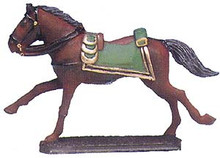 French Empress Dragoons Trooper's horse