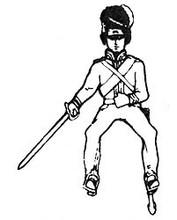British Trooper Royal Scots Greys