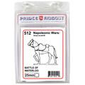 PA512 Napoleonic wars horse label