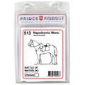 PA513 Napoleonic wars horse label