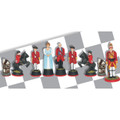 Jacobite Rising Chess Set: British Side