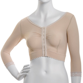 VS02-MS - Bolero Vest, Medium Sleeves