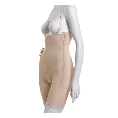 BS03 Body Suit, Above-Knee Length