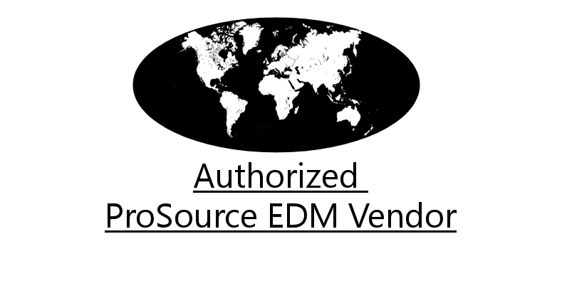 ProSource EDM Consumables, Authorized Vendor
