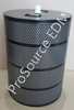 "Mitsubishi Type Filter (12"" x 20"") (5 Micron) w/ Coupler, Super Long Life (Price per Case)"