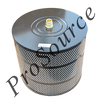 "Mitsubishi Filter (13"" x 12"") w/ Center Coupler - Extra Long Life (5 micron) (Price per Case) (800633)"