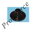 Flush/Water Nozzle D = 6mm & 10mm S90-3 Style (Auto Wire Feed) - Mar90/Newer