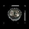 Ceramic Capstan Roller For Mitsubishi Machines (X054D256G51, X058D077G51)
