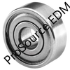 EDM Machine Bearing - 10mm x 6mm x 3mm
