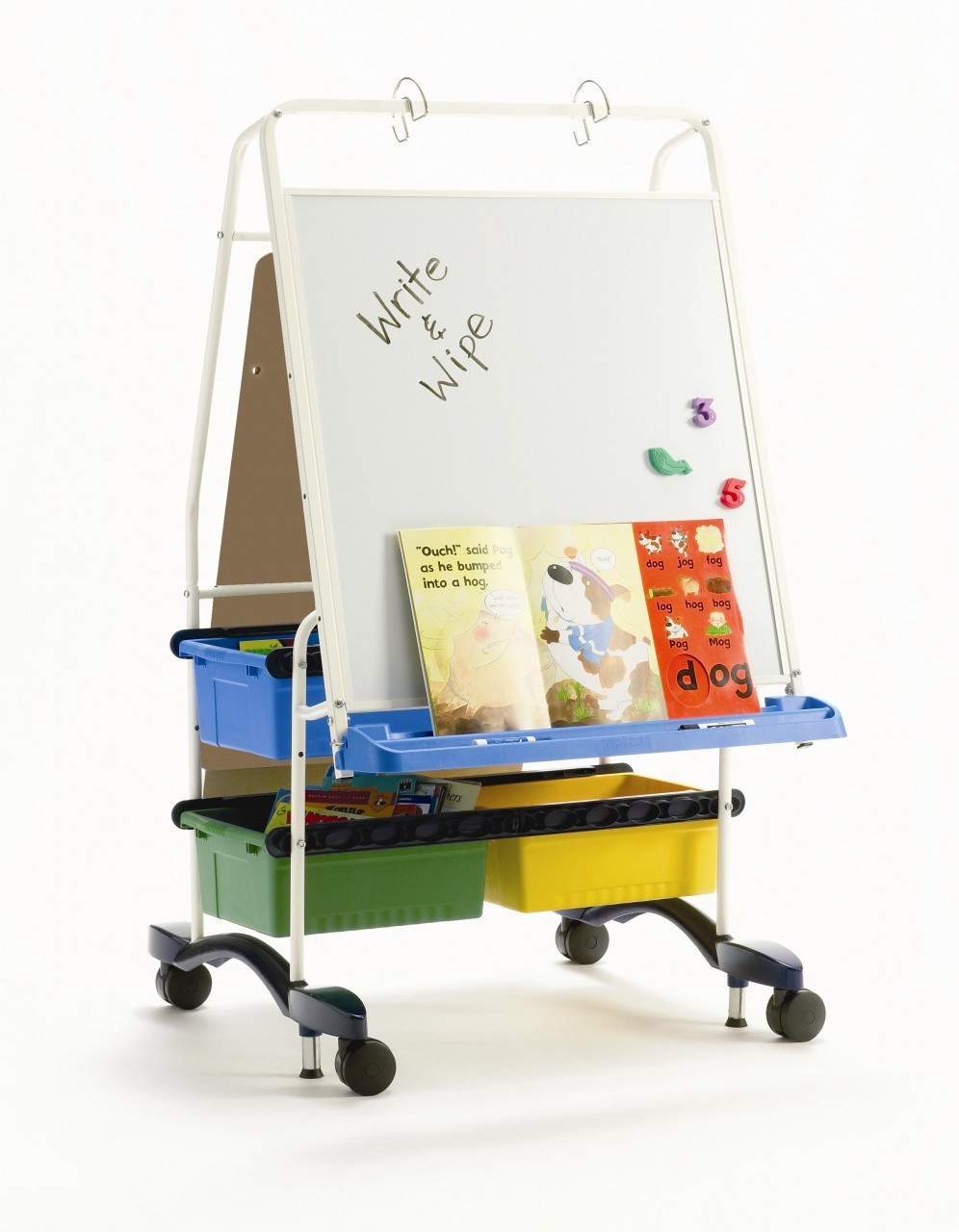classroom easel for chart paper