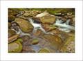 Boulders, Oconaluftee River