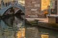 Detail Canal, Steps & Bridge