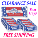 Flag Bars TWO 24 ct Trays