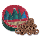 Chocolate Pretzels Tin 1lb