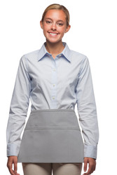 Reversible Three Pocket Waist Apron #100R