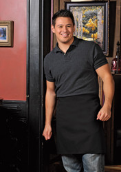 No Pocket Half Bistro Apron #110NP