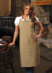 Butcher Apron with 3 Pockets