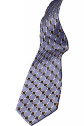 Signature Honeycomb Silk Tie