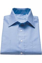 Men's SS Traditional Broadcloth Shirt